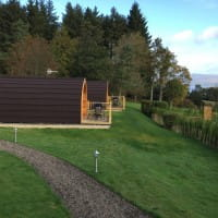 Stoneymollan Luxury Pods Loch Lomond